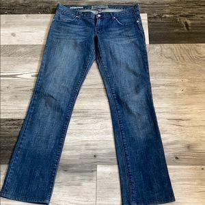 Paper Denim & Cloth Sienna Dark Wash Jeans